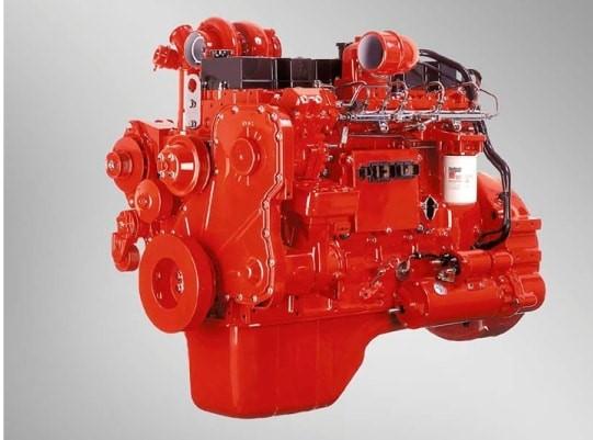 Двигатель Dongfeng Сummins