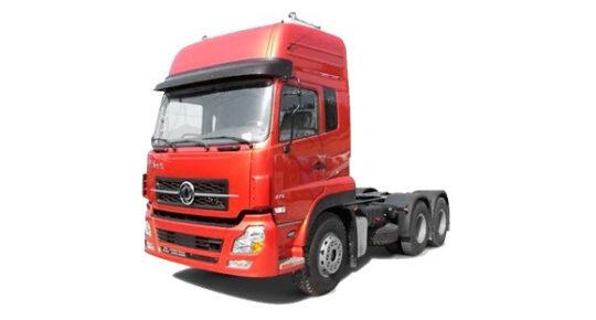 Трехосный седельный тягач DFL 4251 KL