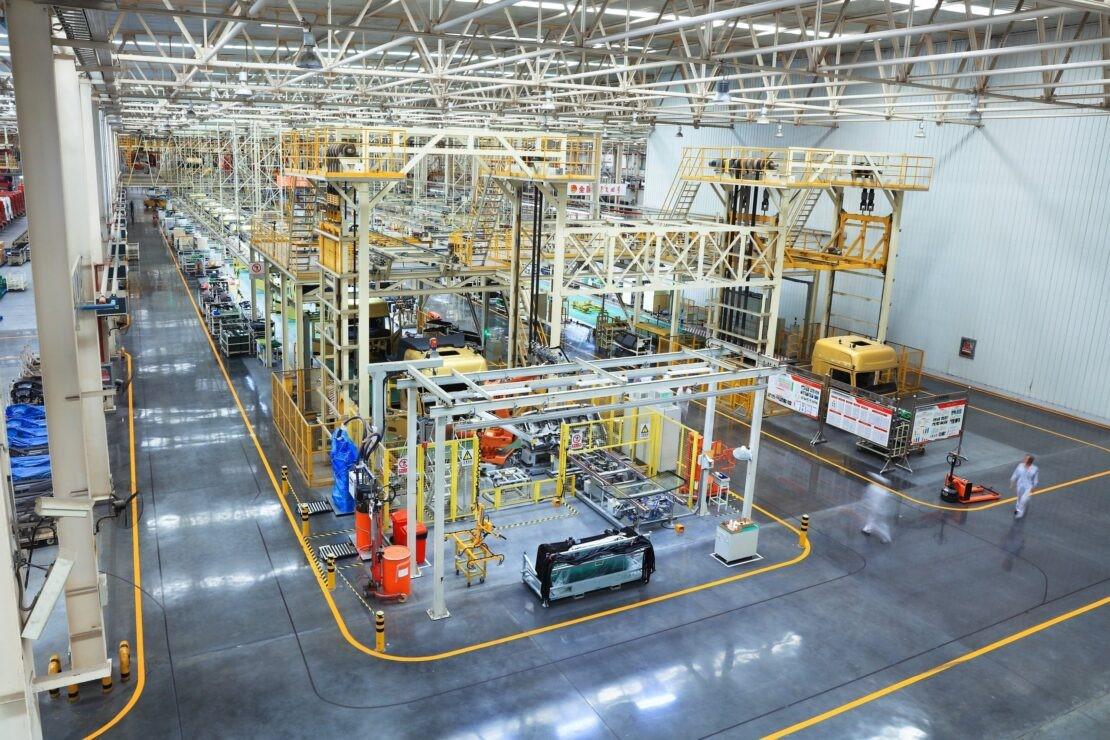 производство грузовиков Donfeng