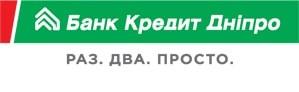 Банк Кредит Днепр лого