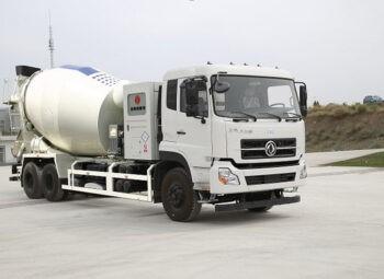 Компанія Dongfeng активно розвиває напрямок вантажної техніки на метані (СПГ)
