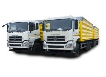 Нові автомобілі для перевезення сільскогосподарських вантажів вже в наявності!